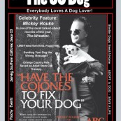 The OC Dog Spring 2009 Featuring Micki Rouke