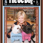 The OC Dog Winter Edition 2009 Featuring Martha Stuart