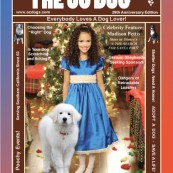 The OC Dog Winter Edition 2010 Featuring 'Disney's Madison Pettis'